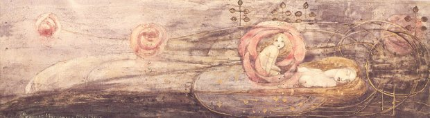 Frances_Macdonald,_Sleeping_Princess